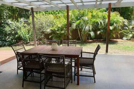 Beachfront wheelchair and pet friendly house