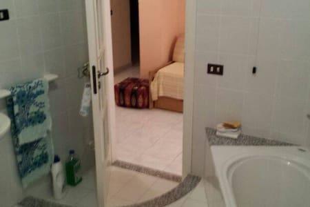 Comodo appartamento in condominio - Monasterace Marina - Byt