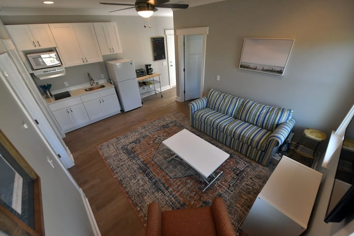 New, family-friendly beach suite