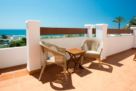 Lovely seaview by the beach!  - Torrox - Wohnung