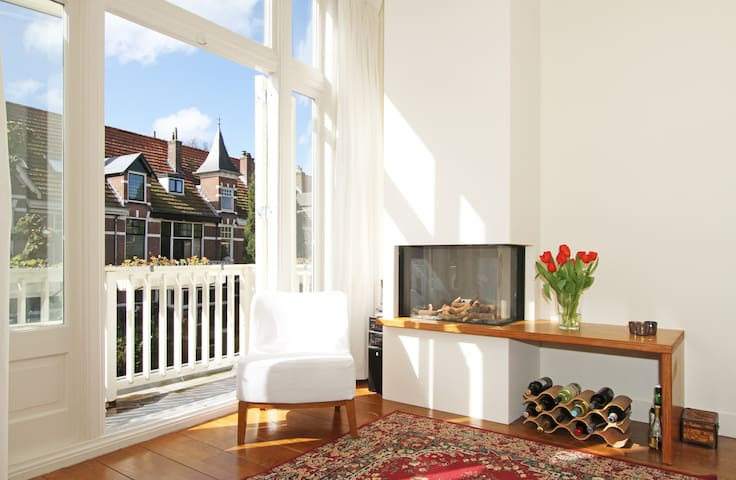 Lovely house near Amsterdam & beach - Bloemendaal - Hus