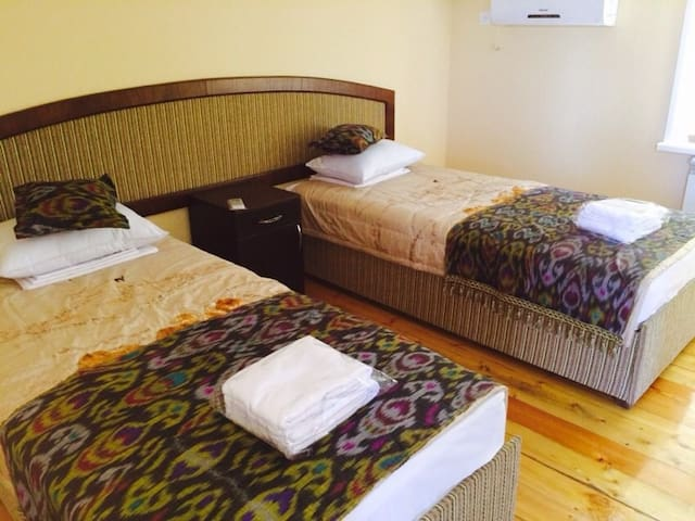 Lovely and comfortable room - Tashkent - Bed & Breakfast