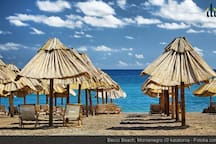 Rafailovici Beach 50 meters