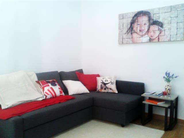Madrid Center calm family friendly house. 马德里欢迎你! - Madrid - Apto. en complejo residencial