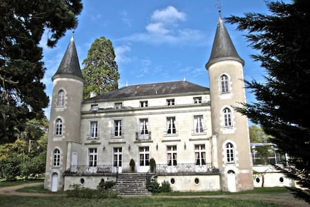 CASTLE LES VALLEES IN TOURAINE - Tournon-Saint-Pierre