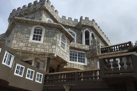 This Castle is one of Jamaica's best kept secret.