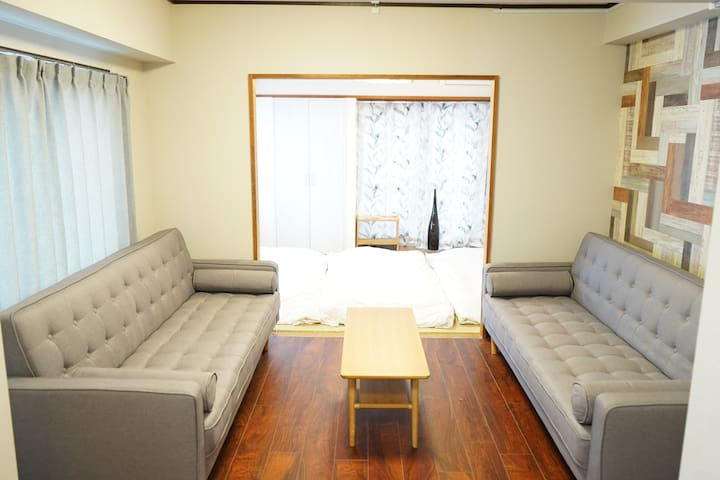 #42 8minute walk from 浅草&Skytree!!Great location