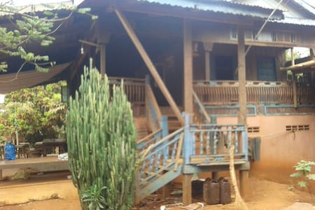 Khmer Homestay. - Krong Ban Lung - House