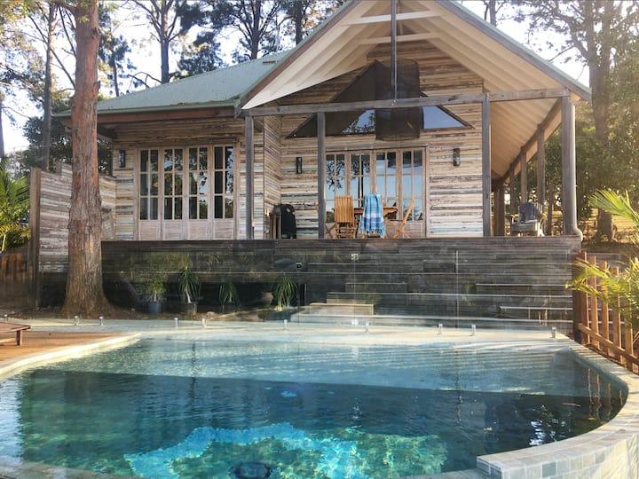The BlueGreen Loft - Relaxed Byron Living