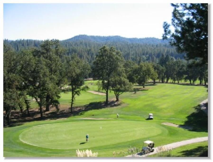 Pine Mountain Lake Golfing!