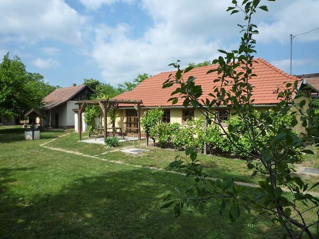 Holiday home Piroska - Tiszaszőlős - House