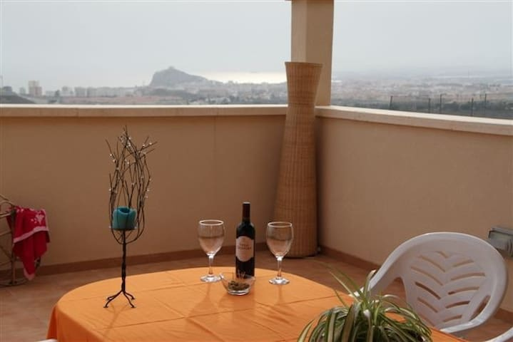 BEAUTIFUL APARTMENT IN AGUILAS. - Águilas - Wohnung