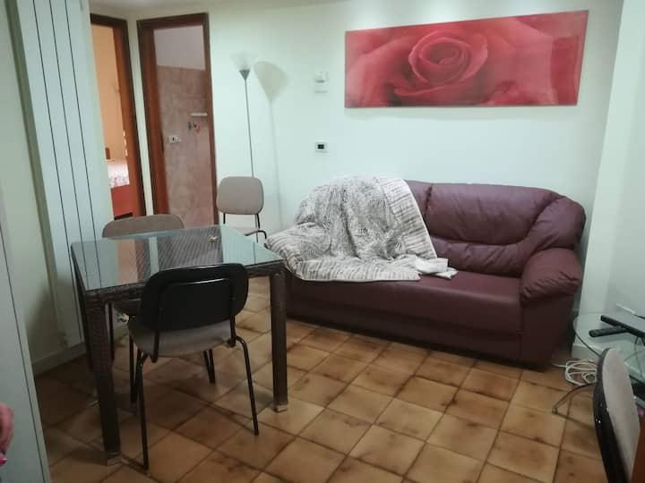 miniappartamento centrale