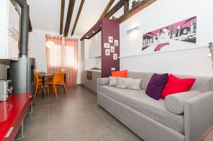 Appartamento IL CONTE VERDE centro