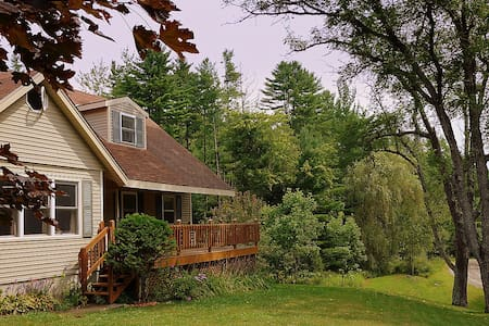 Country home in Jericho Corners, VT - Essex - Haus
