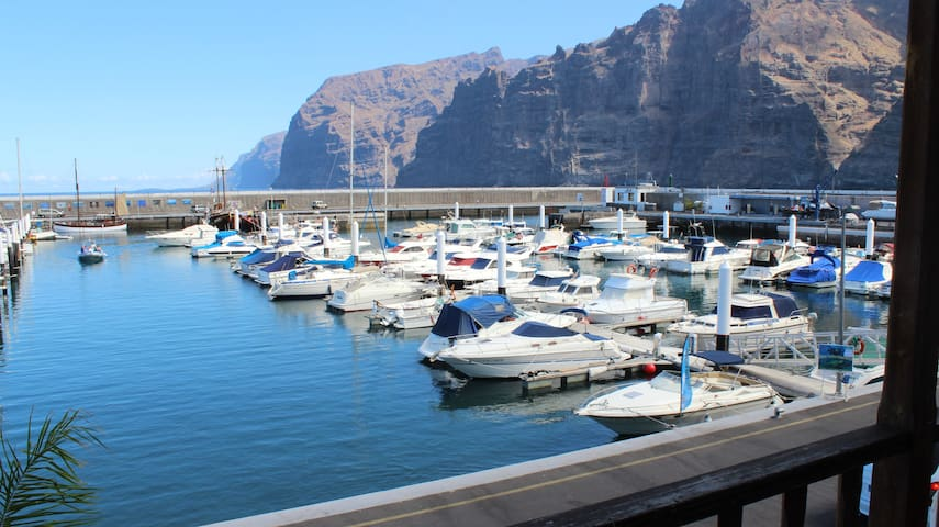 Apartment at Seafront, next to the beach - Santiago del Teide - Apartment