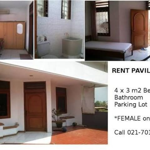 Cozy, private & easy access to main road