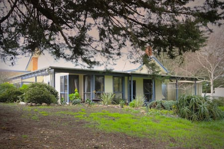 A real Australian Farm Homestead!  @Sovereign Hill
