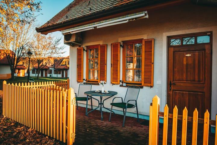 Sunny apartment in Moravske Toplice