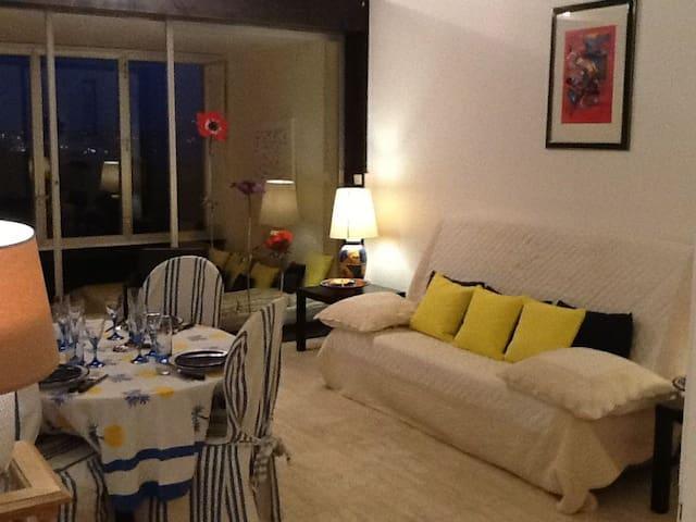 Studio dans résidence privée