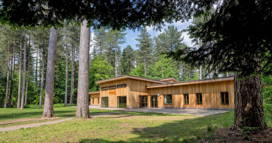 Woodland Lodge Sleeps 50