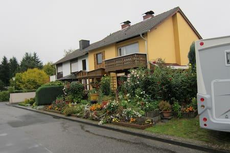 Ferienwohnung Magda Fuchs - Ehlscheid - Apartament