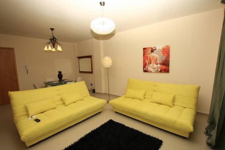 LUXURY LARNACA 2 BED Apartment
