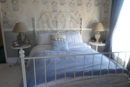 Room 2, double by the seaside - Gosport - Talo