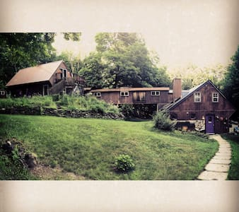 Private apartment in the Berkshires - Plainfield - Bed & Breakfast