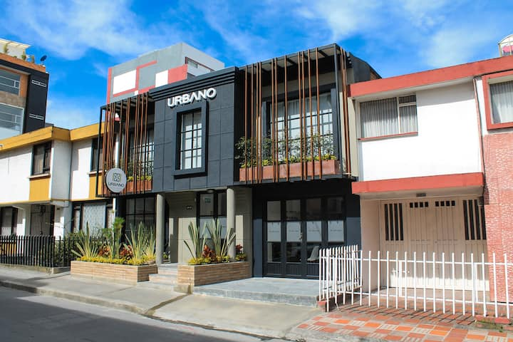 Urbano Luxury Hostel