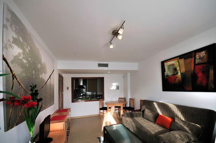 COSTA BRAVA, swim pool, 3 minuts sea,Lloret Center - Lloret de Mar - Appartement