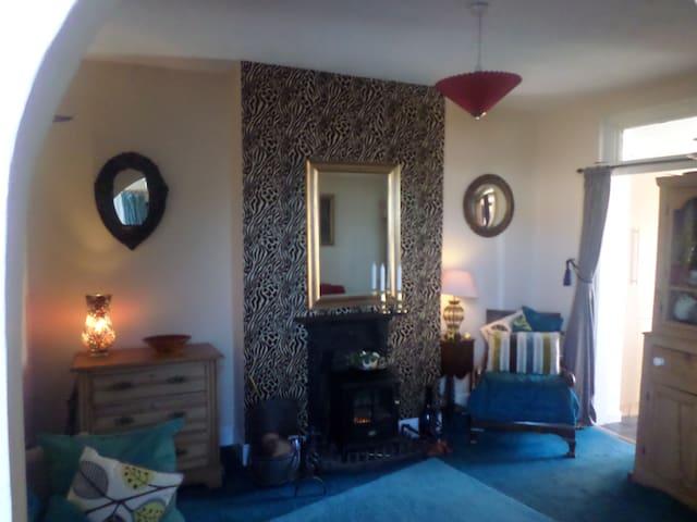 Private Room in Alverstoke Village 2mins to beach