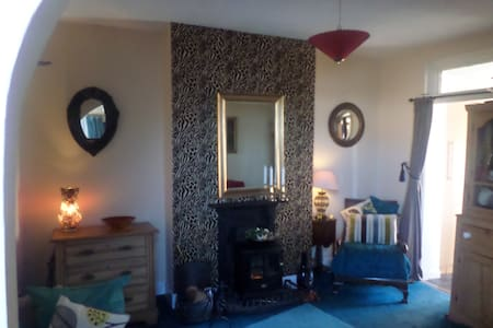 Private Room in Alverstoke Village 2mins to beach