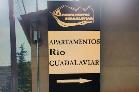 APARTAMENTOS RÍO GUADALAVIAR - Albarracín