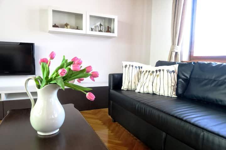 Hiša Kala,  3-Bedroom Apartment