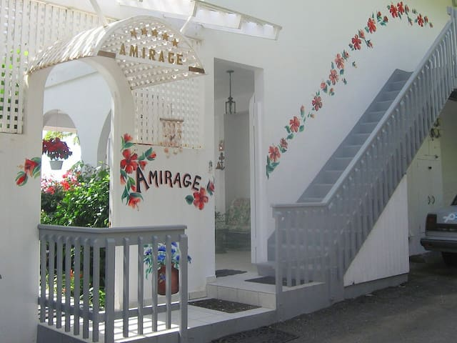 Oceanfront-Amirage-Rincon PR-3 Apts