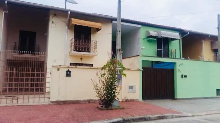 Casa aconchegante de Praia em Caraguatatuba -