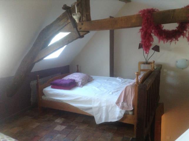 Chambres EPI - Ingrandes - Guesthouse