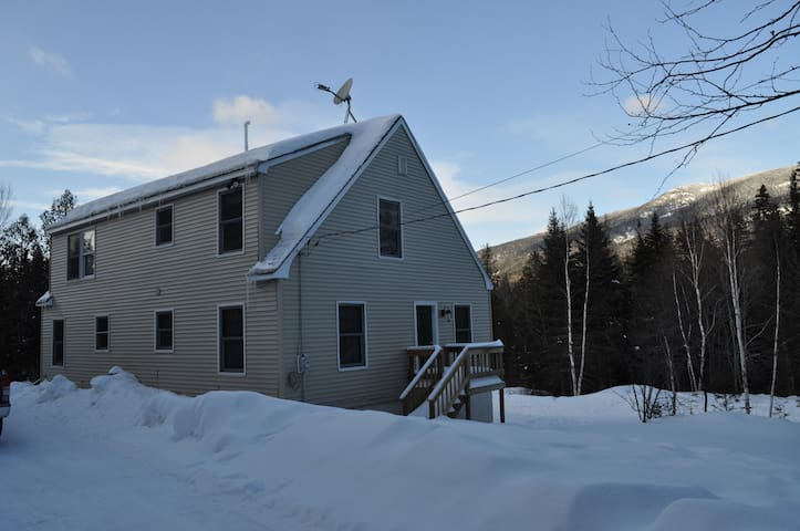 Sugarloaf Ski Lodge - Kingfield - Hus