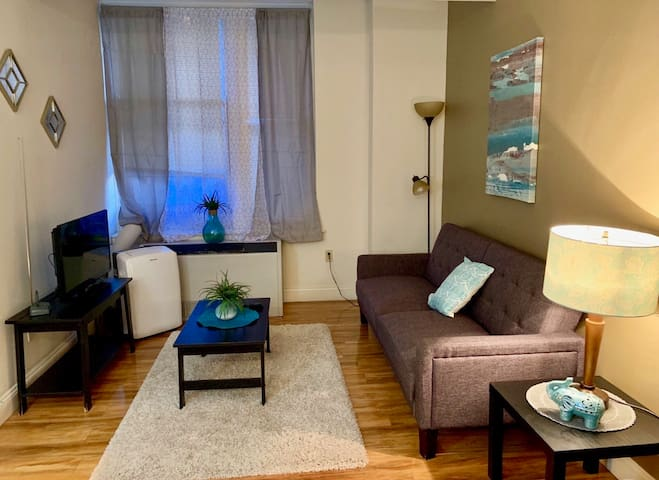 Central Downtown Living - WiFi Included!