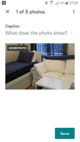 Comfortable Room (B)