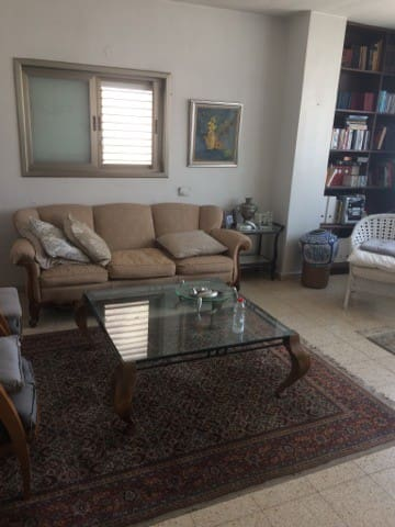 Live like an Israeli in a high standard house
