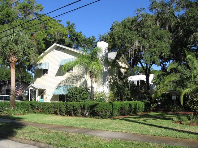 HISTORIC HOME/APT IN TARPON SPRINGS - Tarpon Springs - Appartement
