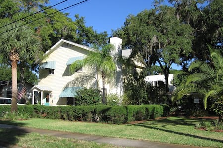 HISTORIC HOME/APT IN TARPON SPRINGS