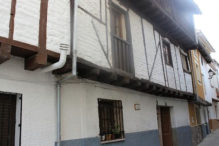 Charming village house in the center of Candeleda