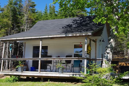 Woodsy Cabin on the Bras d'Or