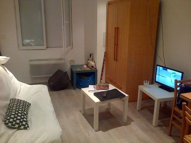 Studio coeur de Mazargues - Marsella - Pis