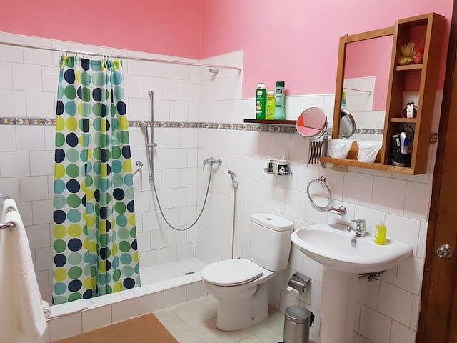 Bathroom of room 1