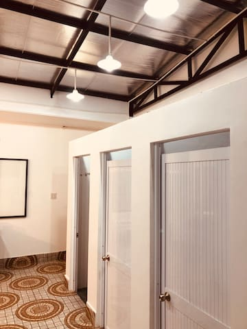 2 beds in 6-bed Dorm@STAY hostel/ferry300m/laundry