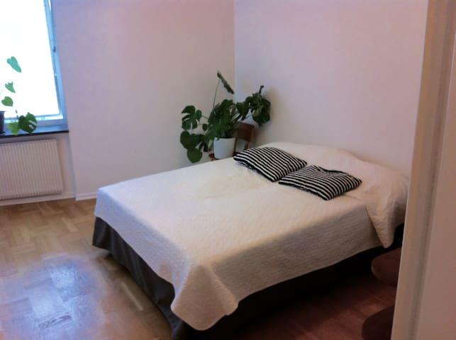 Stort rum, eget WC, centralt läge - Lund